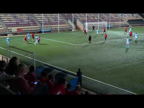 PSC Portugal and Spain Development Tour 2016: v Ayamonte CF - (First Half)