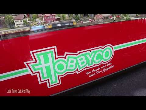 Train Model At HobbyCO QVB Sydney - Australia's Largest Hobby Shop