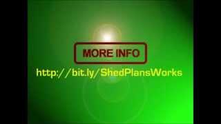 Best Wooden Shed Plans Ebook
