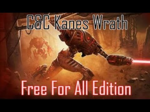 [C&C3: Kane's Wrath]  Free For All Edition