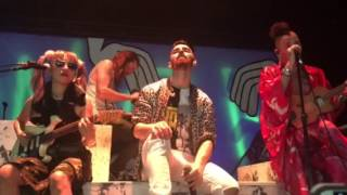 DNCE Jinx Live Wellmont Theatre 2/7/17