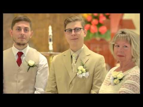 Jan & Trixy Kaspar wedding day