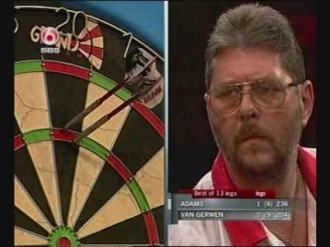 Martin Adams vs Michael van Gerwen IDL 2006 Part 1
