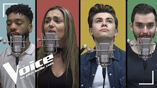 Florent Pagny - Savoir aimer | Raffi Arto, Yasmine Ammari, Hobbs, Gabriel | The Voice 2018 | La Vox