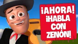 ¡EN VIVO! Habla con Zenón y Bartolito de La Granja
