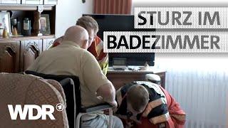 Feuer & Flamme | Rettungseinsatz: Sturz im Badezimmer | WDR