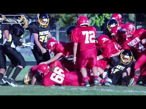 Football Highlights AB Middle School North Football Highlights 10-6-17