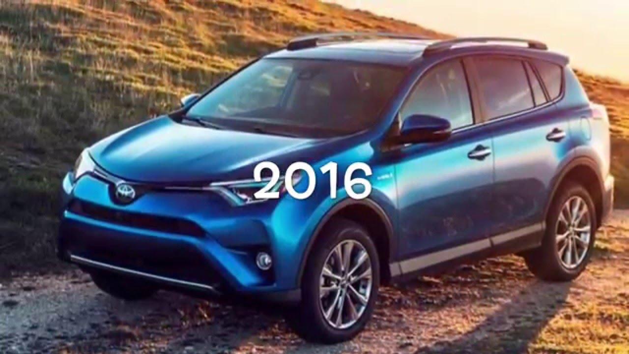 Купить Тойота РАВ 4 новый цена 2017 🚗 Toyota RAV4 новый ...