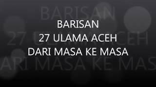 Video Deretan Ulama Aceh Termasyhur Dari Masa ke Masa Sampai Sekarang download MP3, 3GP, MP4, WEBM, AVI, FLV Oktober 2018