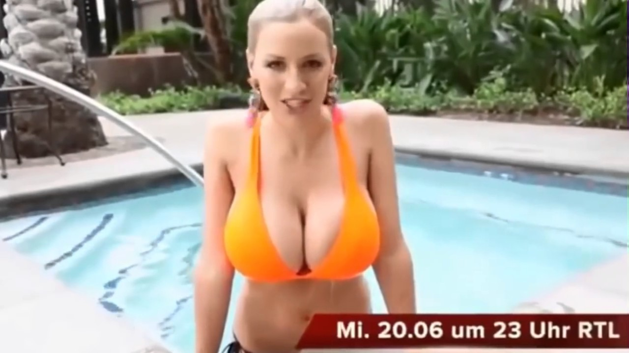 pool girl with really big boobs - youtube