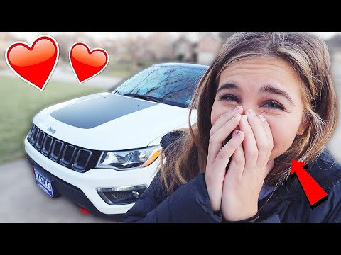 SURPRISING MY FUTURE WIFE WITH A NEW CAR! (She Cried)
