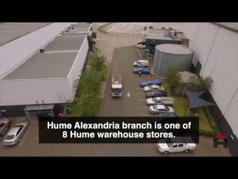 Hume Alexandria: Supplying Sydney
