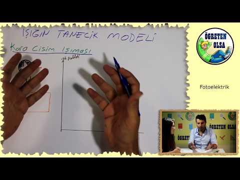 YKS Fizik YENER HOCA: Fotoelektrik PART 1