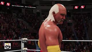 Hulk Hogan vs Bubba the love sponge