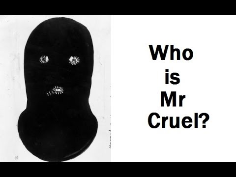 Who is Mr Cruel? streaming vf