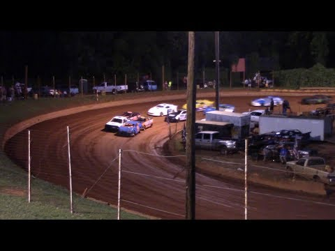 Winder Barrow Speedway Stock 4 Cylinders A's Feature Race 6/22/19