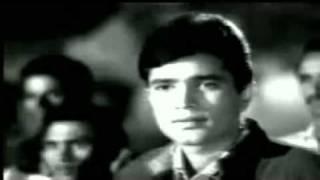 Manna Dey & Lata - Chunari Sambhal Gori - Baharon Ke Sapne [1967]