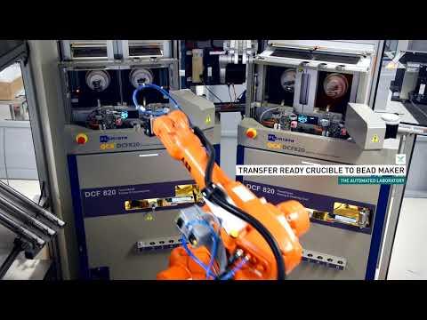 Malvern Panalytical, the automated laboratory