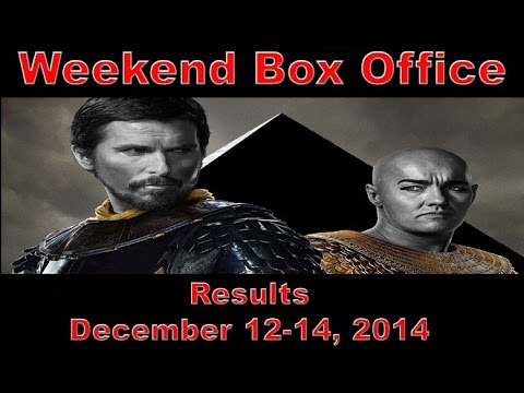 Weekend box office results december 12 14 2014 youtube - Box office week end france ...