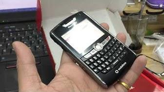 BlackBerry 8800, Điện thoại BlackBerry 8800 của 2015
