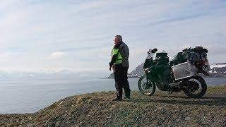 Nordkap 2017 mit dem Motorrad