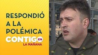 Luis Pettersen respondió al padre de Felipe Rojas - Contigo en La Mañana