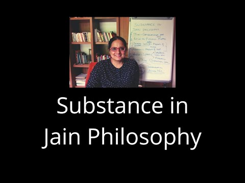 Substance in Jain Philosophy