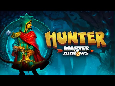 Hunter: Master of Arrows - Official Game Trailer #1