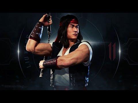 MK11: Sylverye (Liu Kang) Vs Fab (Cassie Cage)