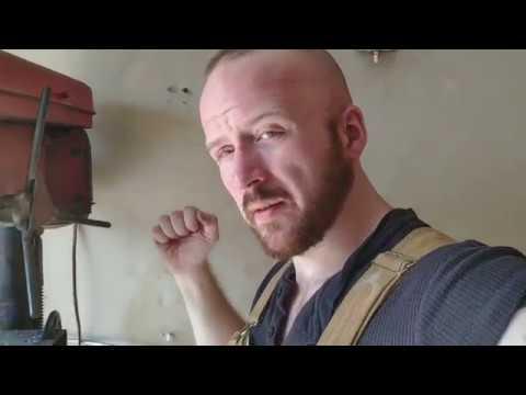 DIY - Starting Strength Power Rack - Part 2