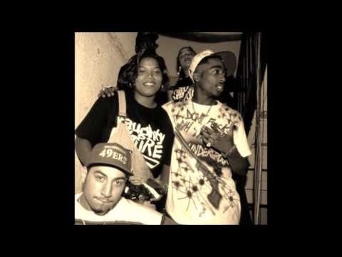 2Pac x Queen Latifah Type Beat 2017 - Kings And Queens