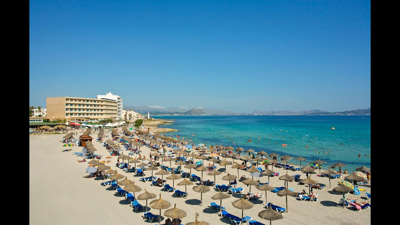Hotel Concord Can Picafort Mallorca