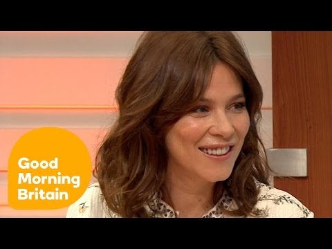 Anna Friel Talks About Her New Detective Drama Marcella  Good Morning Britain