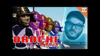 The POWER RANGER Life of OROCHI | For Honor