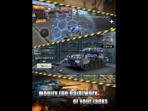 | ОБЗОР ІГРИ Tank Strike-battle online |