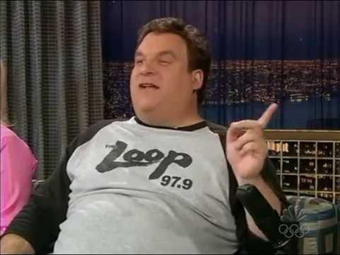 Conan O'Brien 'Jeff Garlin 7/13/04