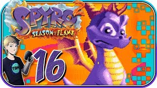 Spyro Season of Flame - Part 16: Angry Spyro