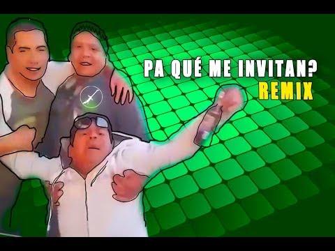 SI YA SABEN COMO ME PONGO PA QUE ME INVITAN? REMIX - AUTOTUNE by @ivanlagarto