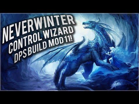 Neverwinter: Control Wizard DPS Build (mod 11)
