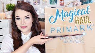 PRIMARK HAUL (Harry Potter Edition) | Cherry Wallis