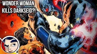 Wonder Woman Kills Darkseid?! - Conclusion to Darkseid War