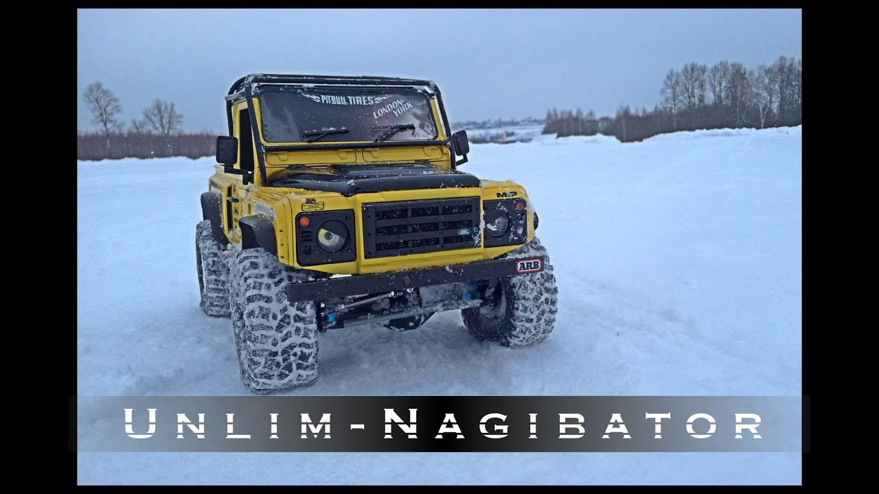 rc car: rc offroad rc land rover defender 90 pickup ...