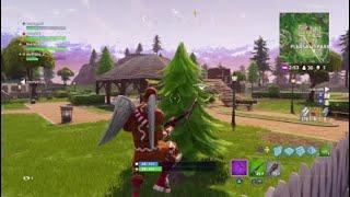 The Return of The Gingerbread Man Skin (Fortnite Battle Royale)
