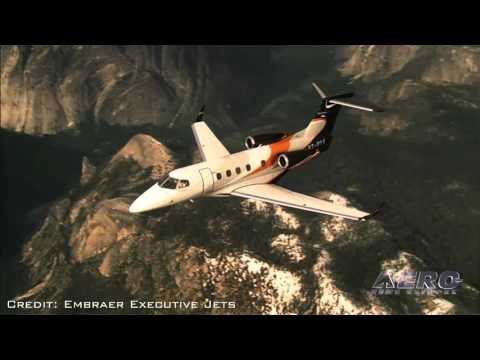 Aero-TV: 10 Years And Counting - An NBAA 2015 Embraer Update