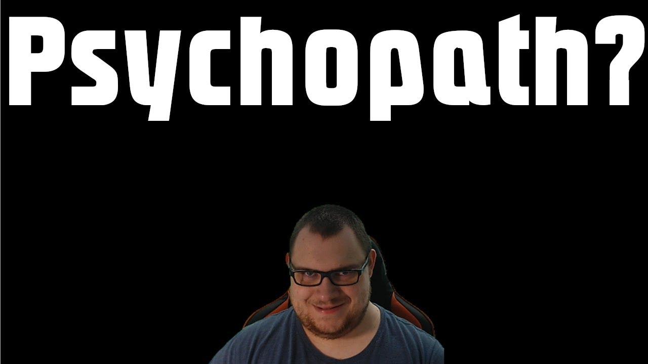 Bin Ich Ein Psycho Test