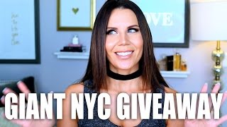 GIANT GIVEAWAY | Cool Trip to NYC + Talent Search Contest