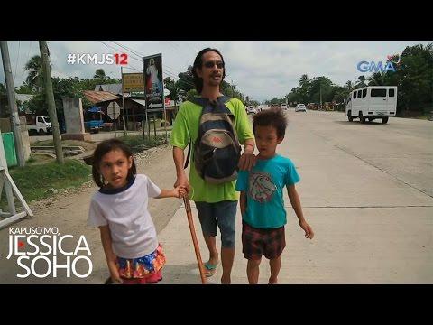 Kapuso Mo, Jessica Soho: Mga mata ni Tatay Reynaldo