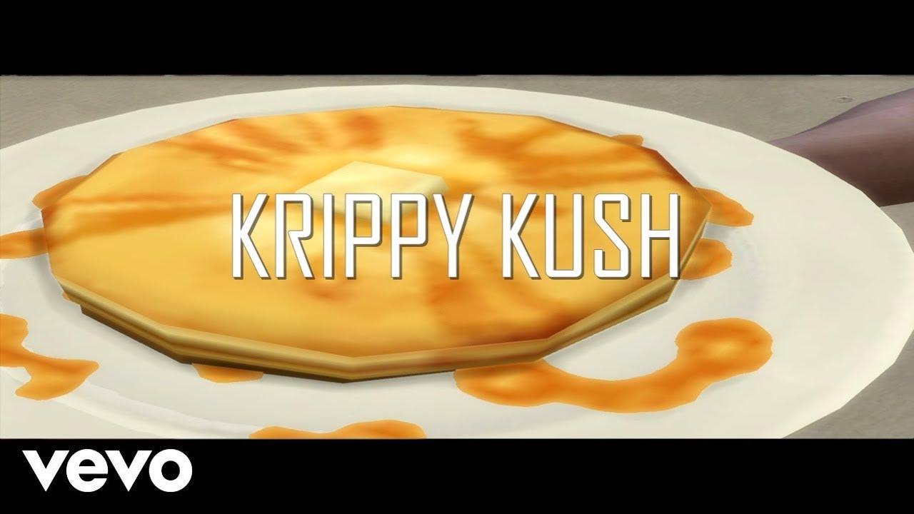 Parodia Farruko, Bad Bunny, Rvssian - Krippy Kush (Official Video)/Sims 4