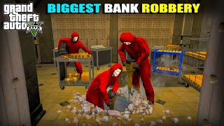 Download ROBBING THE BIGGEST BANK TO SAVE US | GTA 5 | AR7 YT