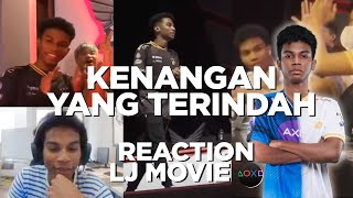 REACTION LJ MOVIE BY MOBAGEM BIKIN GW TERHARU